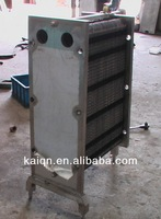 Sanitary alfa laval tl10b plate heat exchanger