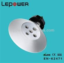 50 Watt LED High Bay Light 110-120lm/w / LM-80 tested LED for high bay light