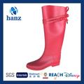 البلاستيكية الصفراء والاحذيه وردي كعب hz-pw103c جازي