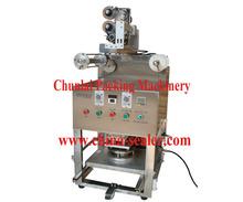 Table Type Pneumatic Tray Sealing Machine