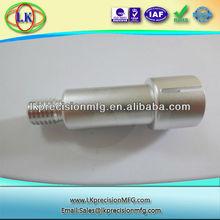 die casting and cnc machining aluminum part