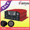TYT737 made in china unique High-tech motorcycle disc lock alarm 4X15/25W long distance