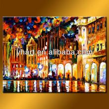 Popular Handmade Landscape Painting Image Designs