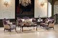De luxo e de mobiliário antigo sala jogos, o estilo clássico italiano sofá conjuntos( bf01- 0203)