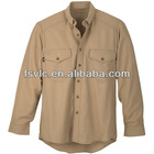 Anti Fire Work Shirts/Uniforms With Embroidery Name Patch