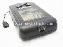 TL66, Wireless Sonar fish finder with Dot Matrix LCD display, Portable Wireless Sonar Fish Finder