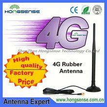 [HOT]4g rubber antenna 2.4g 13dbi high gain wlan wireless lan rubber ant
