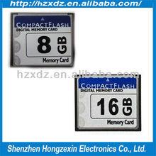 8GB compact flash digital memory card 16gb CF card memory card