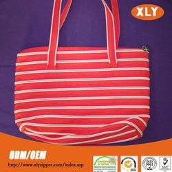 Zipper manufacturer zipper plastic bag with quality nylon zipper wholesale