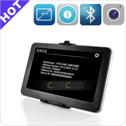Full function GPS (Bluetooth,AV-IN,Fm) 7 inch car gps navigation for honda pilot