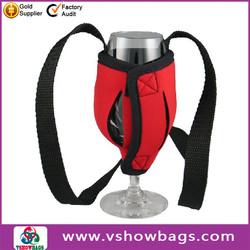 non woven wine cooler bag beach trolley cooler bag cheap neoprene can cooler bag with bottom