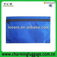 small packing bag nylon zipper pouch zipper bag for document