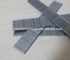 Galvanized decorative F wire brad nail F20 F10 F15 F25 F35 F40 F45 F50