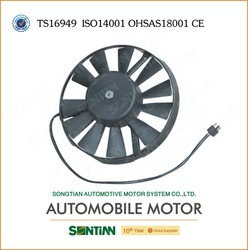 CHINA HIGH PERFORMANCE AUTO PARTS 000 500 609312V DC MOTOTR RADIATOR COOLING FAN SPECIFICATION FOR mercedes benz WENZHOU
