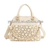 Korean style elgance women handbag lace decorative bag