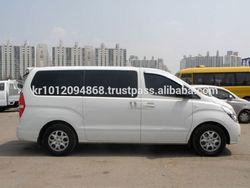 korean used cars Hyundai Starex 2011