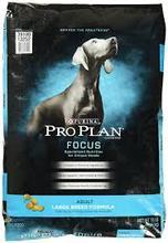 Purina Pro Plan Large Breed Formula Senior Dog Food 34-lb