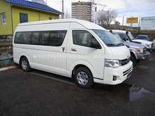 Used Car Toyota Hiace 2012 Year Model