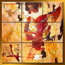 Wholesale Handmade Oil Canvas Framed Paintings
