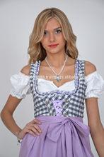 new design Bavarian dirndl, fancy bavarian dirndls , Women Bavarian Dress (Trachten Garments)