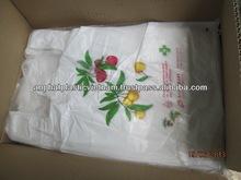 Big sales Tshirt blocked with good quality of plastic bag