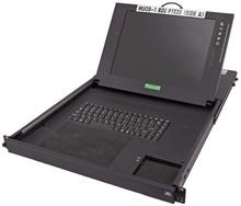 "iRKP500e 15"" LCD Display Monitor Keyboard Drawer Tray Rackmount 1U PARTS"