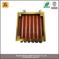 alumínio de resfriamento de água quente bobinas evaporador para refrigerantion