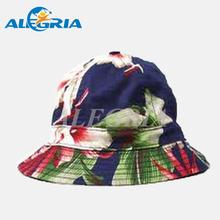 Colorful custom floral supreme bucket hats
