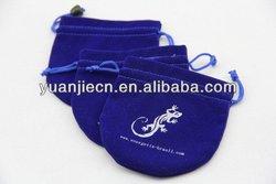 Economic antique black high-grade gem bag/jewelry bag