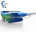 el último 2014 de alta calidad de colores de moda gafas de deporte