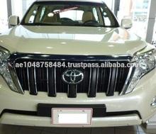 Toyota Prado 2.7L A/T, 3 Door - 2014 Model.