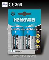 4pcs-blister pack alkaline 1.5v battery lr20 dry battery