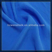 viscose fabric crepe style immitated silk