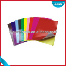 Fashion color pearl paper