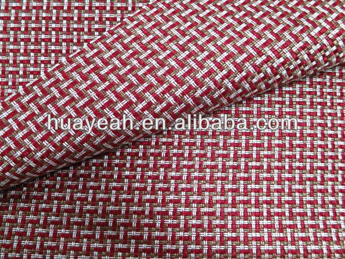 Luxury design polyester tissu d 39 ameublement tweed tissus for Tissu ameublement design