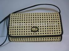 Paper tote bag,handbag,fashion woven bag,evening bag