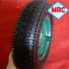 OEM for Wheelbarrow small solid rubber tires and wheels 4.00-8