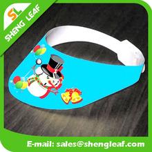 Hot sale paper visor cap