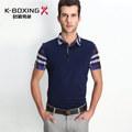 2014 camisa pólo de moda de bordar para os pólos dos homens camisa