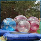 Inflatable bounce ball water walk water balls