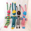 little cute sock doll rabbit &beautiful stuffed sock toy &customized plush toy sock doll