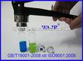 profesional de herramientas que prensan para superior crimp viales espacio de cabeza sin viales y las tapas