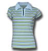 blank slim fit 100% cotton short sleeve woman polo t shirt cheap wholesale clothing PAKISTAN suppiler