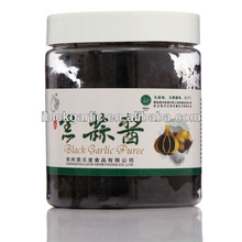 LUXIAN 200g/bottle black garlic paste for sale ,the best choice for cooking