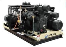 2-PET-2.4/30 high pressure air compressor for pet blow moulding machine