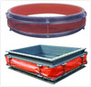 Fabric flanged expansion joint
