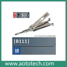 Auto unlock tool for Chevrolet Lishi pick decoder 2in1 CH1 magic locksmith tools-Jason