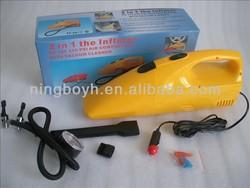 car vacuum cleaner with air compressor