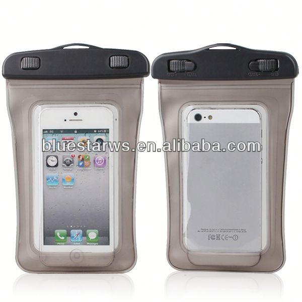 Customs Watertight bag for iphone5 waterproof bag for iphone 5