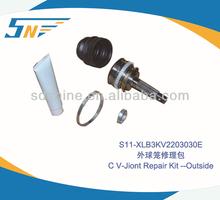 Chery S11 QQ3 SWEET outer CV joint ,chery s11 driven shaft parts ,S11-XLB3KV2203030E
